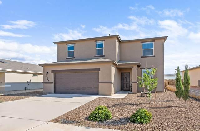 12968 Runway Avenue, El Paso, TX 79928 (MLS #848333) :: Red Yucca Group
