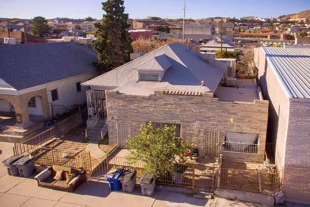 1615 Wyoming Avenue, El Paso, TX 79902 (MLS #848487) :: Jackie Stevens Real Estate Group
