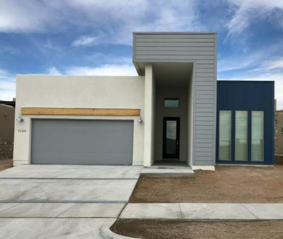 12748 Indian Canyon Drive, El Paso, TX 79928 (MLS #848606) :: Red Yucca Group