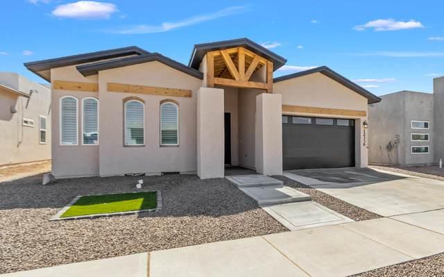 201 Angelsley, El Paso, TX 79928 (MLS #848634) :: Red Yucca Group