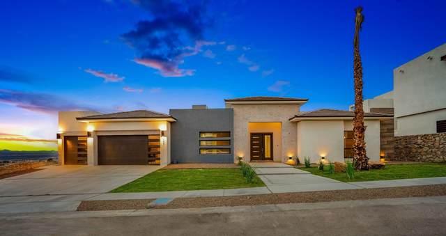 252 Everest Drive, El Paso, TX 79912 (MLS #848679) :: Jackie Stevens Real Estate Group