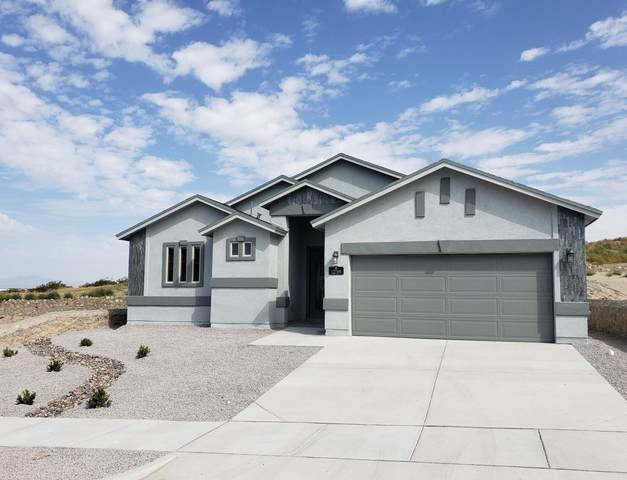 12769 Silver Streak Avenue, El Paso, TX 79928 (MLS #848792) :: Jackie Stevens Real Estate Group