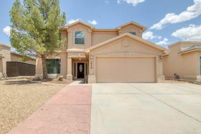 440 Emerald Pass Avenue, Horizon City, TX 79928 (MLS #848805) :: Red Yucca Group