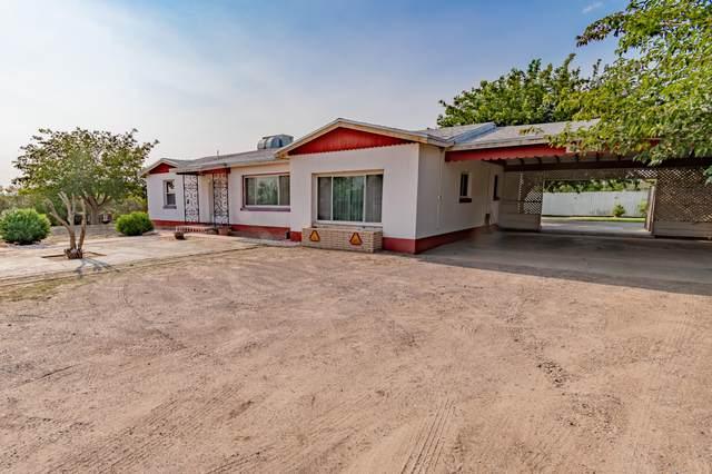 301 Talbot Avenue, Canutillo, TX 79835 (MLS #848827) :: Jackie Stevens Real Estate Group