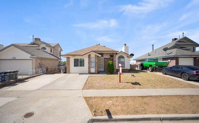 5528 Mickey Mantle Ave., El Paso, TX 79934 (MLS #848828) :: Red Yucca Group