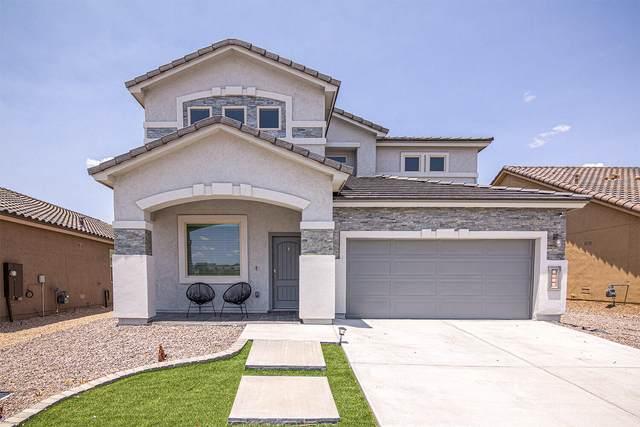 1041 Paseo De Suerte Drive, El Paso, TX 79928 (MLS #848839) :: Red Yucca Group