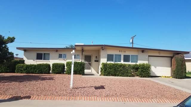 5218 Marcillus Avenue, El Paso, TX 79924 (MLS #849167) :: Red Yucca Group