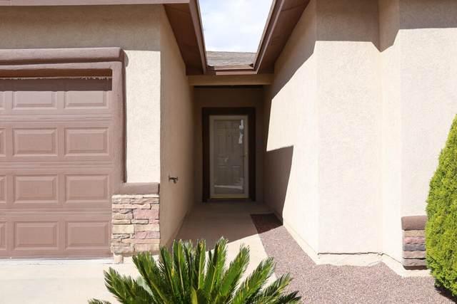 7309 Mesquite Flor Drive, El Paso, TX 79934 (MLS #849212) :: Preferred Closing Specialists