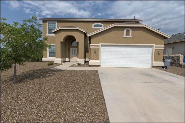 6801 Jen Renee Lane, El Paso, TX 79932 (MLS #849234) :: The Purple House Real Estate Group