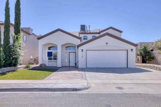7328 Corona Del Sol Drive, El Paso, TX 79911 (MLS #849420) :: Jackie Stevens Real Estate Group