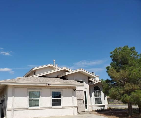 3361 Broken Bow Street, El Paso, TX 79936 (MLS #849461) :: Preferred Closing Specialists