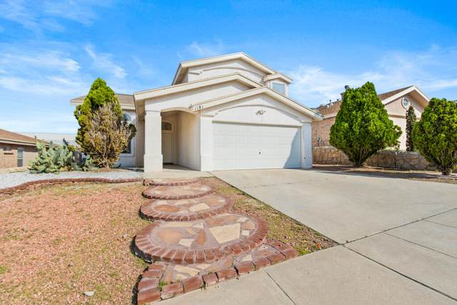 1181 Amber Morgan Drive, El Paso, TX 79936 (MLS #849477) :: Summus Realty