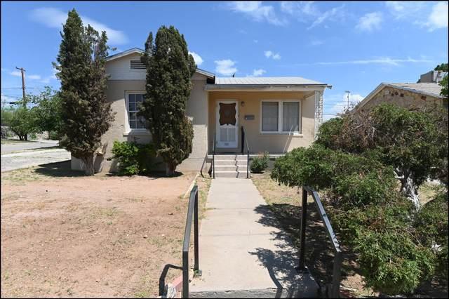 3101 Mountain Avenue, El Paso, TX 79930 (MLS #849478) :: Jackie Stevens Real Estate Group