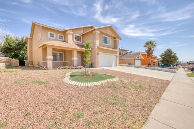 4345 John B Obinger Drive, El Paso, TX 79934 (MLS #849522) :: Preferred Closing Specialists