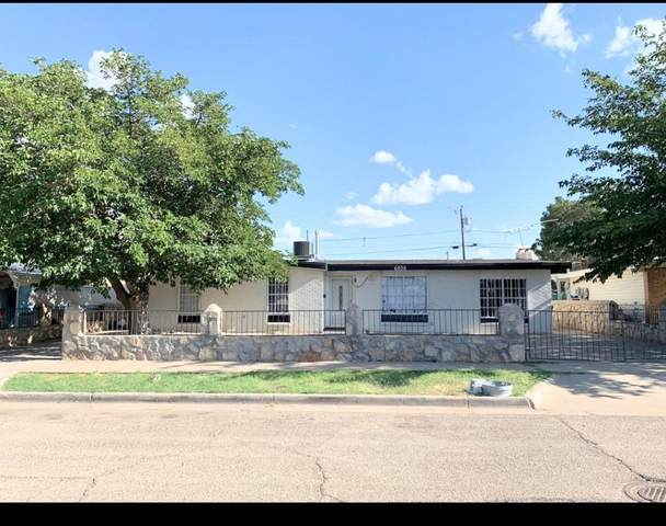 6020 Pompeii Street, El Paso, TX 79924 (MLS #849861) :: Red Yucca Group