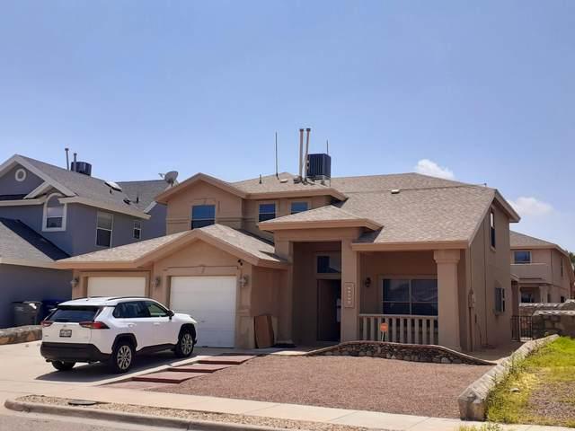 10815 Adin Street, El Paso, TX 79924 (MLS #849917) :: Preferred Closing Specialists