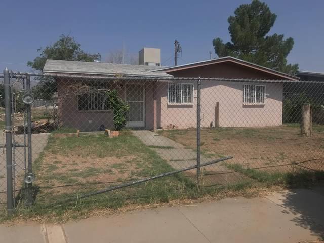10337 Windsor Drive, El Paso, TX 79924 (MLS #849934) :: Jackie Stevens Real Estate Group