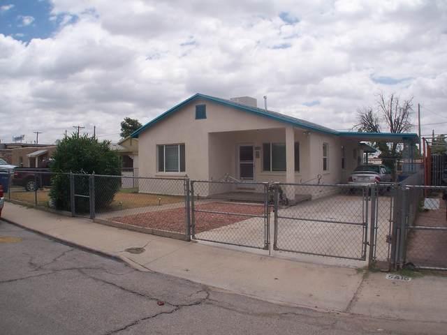 5418 Frutas Avenue, El Paso, TX 79905 (MLS #849950) :: Mario Ayala Real Estate Group