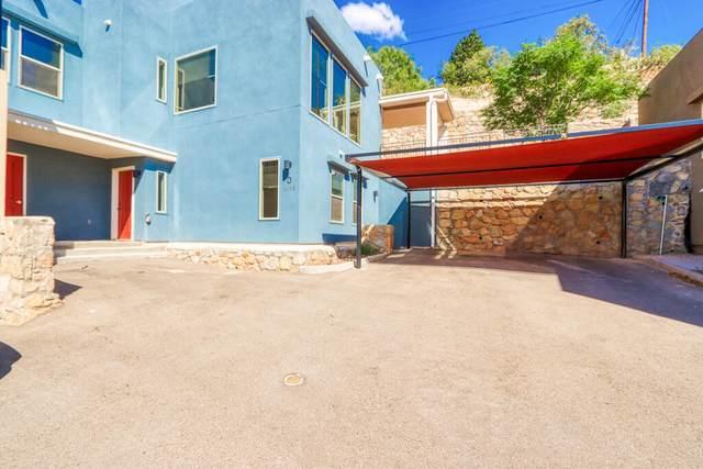4008 Camelot Heights Drive, El Paso, TX 79912 (MLS #850016) :: The Matt Rice Group