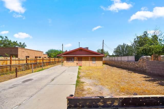 258 S Collingsworth Street, El Paso, TX 79905 (MLS #850313) :: Jackie Stevens Real Estate Group