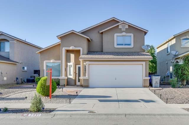 7041 Eagle Nest Court, El Paso, TX 79934 (MLS #850478) :: Jackie Stevens Real Estate Group
