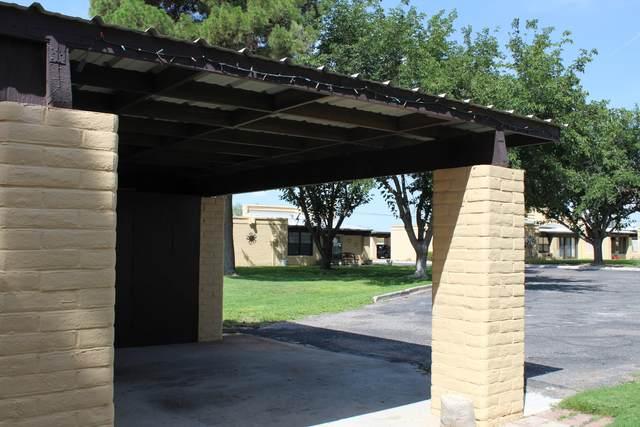 15000 Ashford #64, El Paso, TX 79928 (MLS #850842) :: Jackie Stevens Real Estate Group