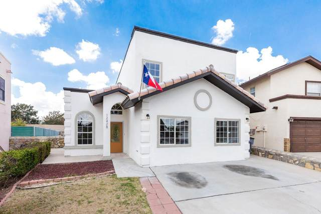 12428 Red Sun Drive, El Paso, TX 79938 (MLS #850964) :: Jackie Stevens Real Estate Group