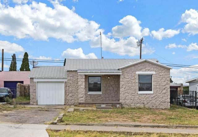 3819 Monroe Avenue, El Paso, TX 79930 (MLS #850983) :: Preferred Closing Specialists