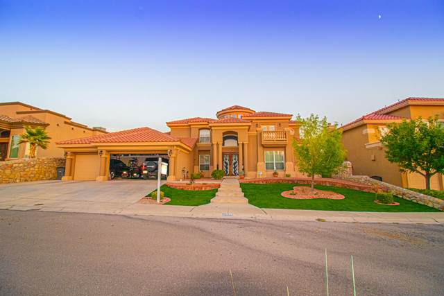 1132 Calle Lomas Drive, El Paso, TX 79912 (MLS #851053) :: The Matt Rice Group