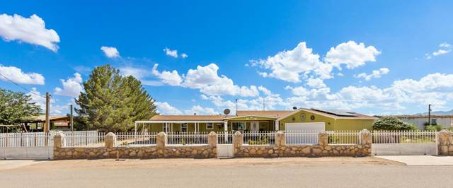 391 Luminous Lane, Chaparral, NM 88081 (MLS #851081) :: The Purple House Real Estate Group