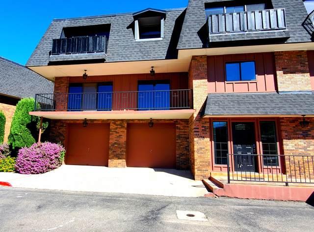 4800 N Stanton Street #178, El Paso, TX 79902 (MLS #851104) :: The Purple House Real Estate Group