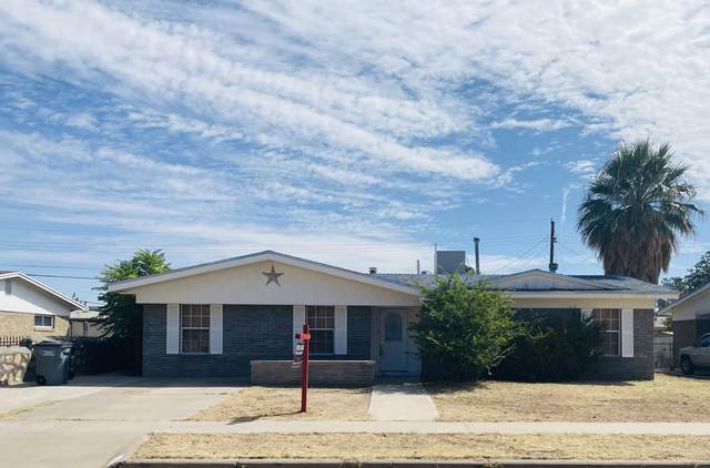 9310 Montgomery Dr. Drive, El Paso, TX 79924 (MLS #851410) :: The Purple House Real Estate Group
