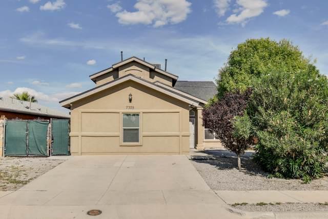7378 Mesquite Sun Lane, El Paso, TX 79934 (MLS #851427) :: The Purple House Real Estate Group