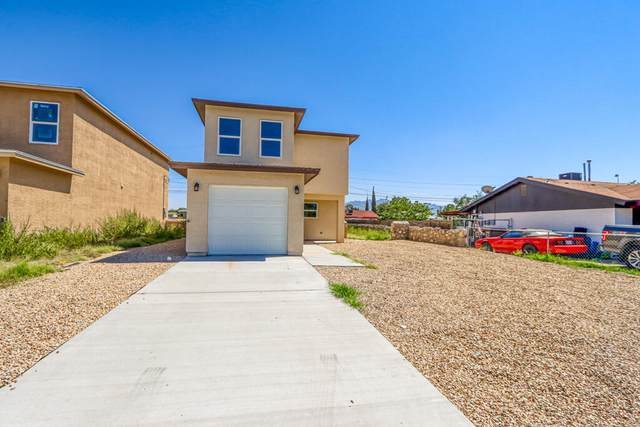 405 S 7th Street, Anthony, TX 79821 (MLS #851496) :: Red Yucca Group