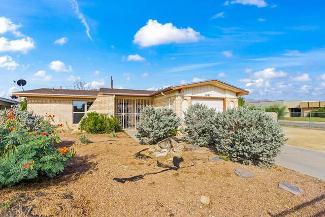 10477 Cronus Drive, El Paso, TX 79924 (MLS #851709) :: Jackie Stevens Real Estate Group