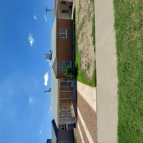249 Trinity Place, El Paso, TX 79905 (MLS #851937) :: Jackie Stevens Real Estate Group