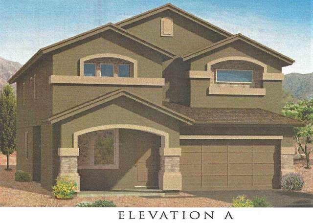 5444 Stonehill Drive, El Paso, TX 79934 (MLS #851953) :: The Purple House Real Estate Group