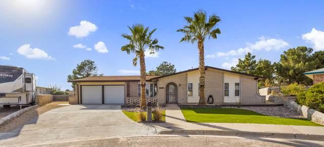1413 Bodega Place, El Paso, TX 79936 (MLS #852022) :: Summus Realty
