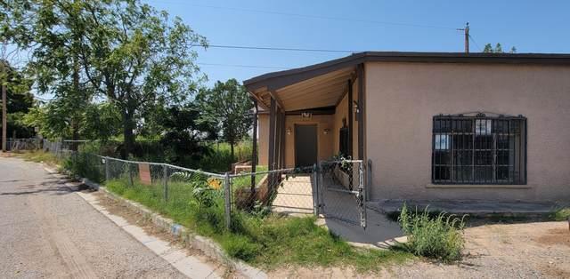 8822 Teodoso Drive, El Paso, TX 79907 (MLS #852078) :: The Purple House Real Estate Group
