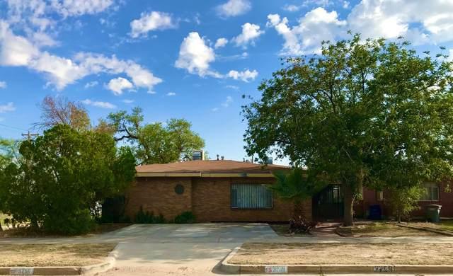 3258 Louisville Avenue, El Paso, TX 79930 (MLS #852095) :: Red Yucca Group
