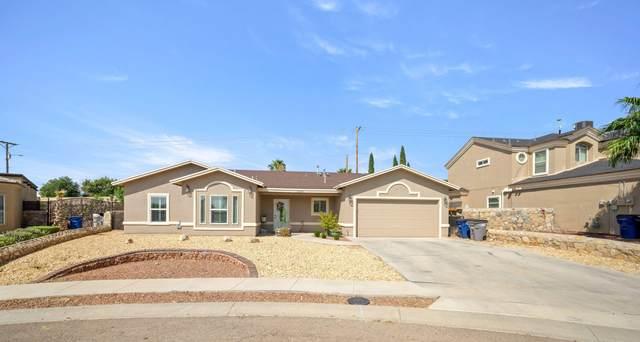 1259 Romy Ledesma Drive, El Paso, TX 79936 (MLS #852125) :: The Matt Rice Group