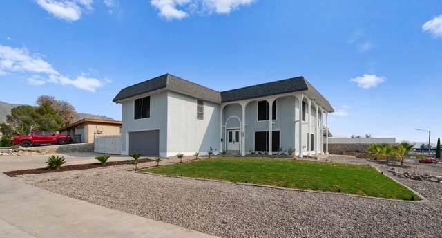 6424 Pino Real Drive, El Paso, TX 79912 (MLS #852140) :: Jackie Stevens Real Estate Group