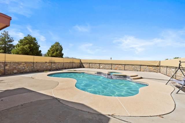 4613 Loma Linda Circle, El Paso, TX 79934 (MLS #852156) :: Summus Realty