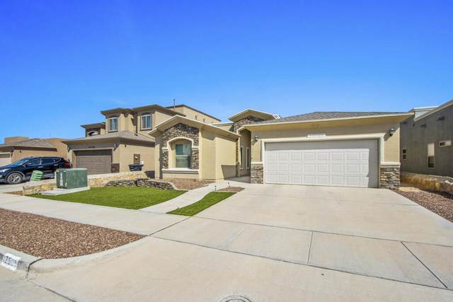 12505 Furlong Circle, El Paso, TX 79928 (MLS #852204) :: Preferred Closing Specialists