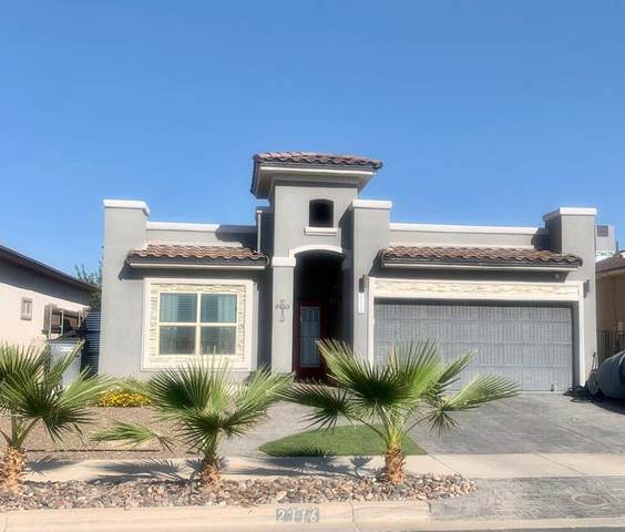 2116 Carlos Leon, El Paso, TX 79938 (MLS #852394) :: The Purple House Real Estate Group