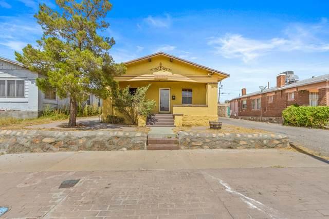 3407 Richmond Avenue, El Paso, TX 79930 (MLS #852426) :: Red Yucca Group