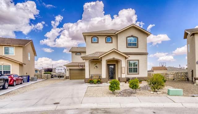 11057 Coyote Ranch Lane, El Paso, TX 79934 (MLS #852427) :: Jackie Stevens Real Estate Group