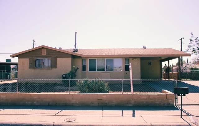 1412 Elmhurst Drive, El Paso, TX 79925 (MLS #852432) :: The Purple House Real Estate Group