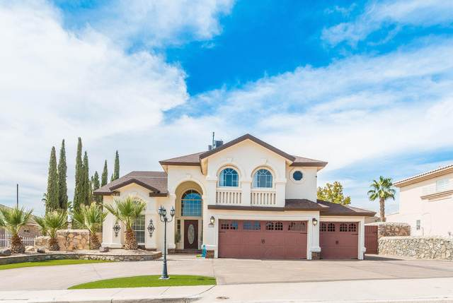 1355 Doc Holiday Place, El Paso, TX 79936 (MLS #852504) :: The Purple House Real Estate Group