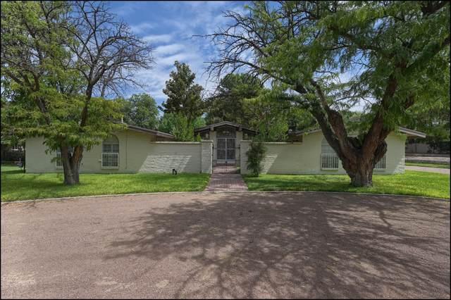 5300 Rockwood Road, El Paso, TX 79932 (MLS #852513) :: Jackie Stevens Real Estate Group